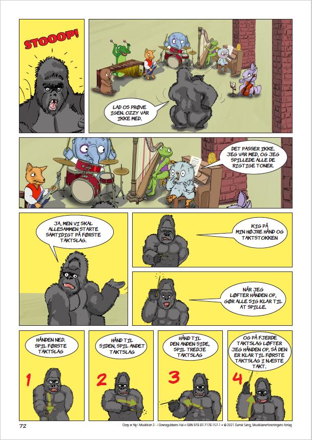 Ny i Musikken Gorilla
