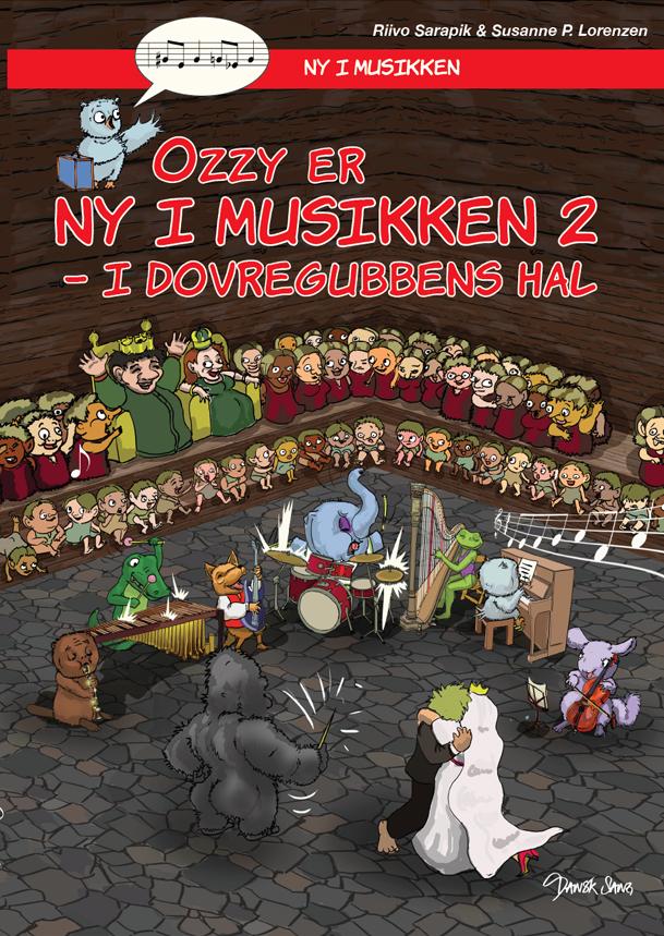 Ozzy er Ny i Musikken 2 Forside